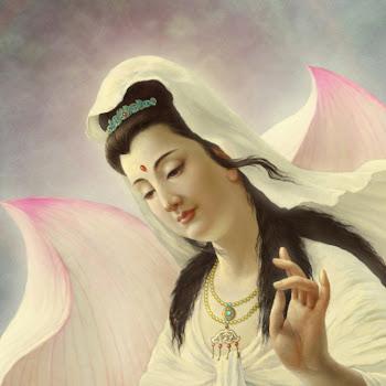Gambar Bodhisatvaya kuan Im