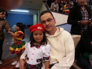 Padre Rubén Darío Cuervo P. Rector