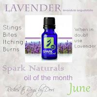 June - Lavender