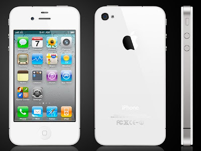 White iPhone 4 Price Releases Today