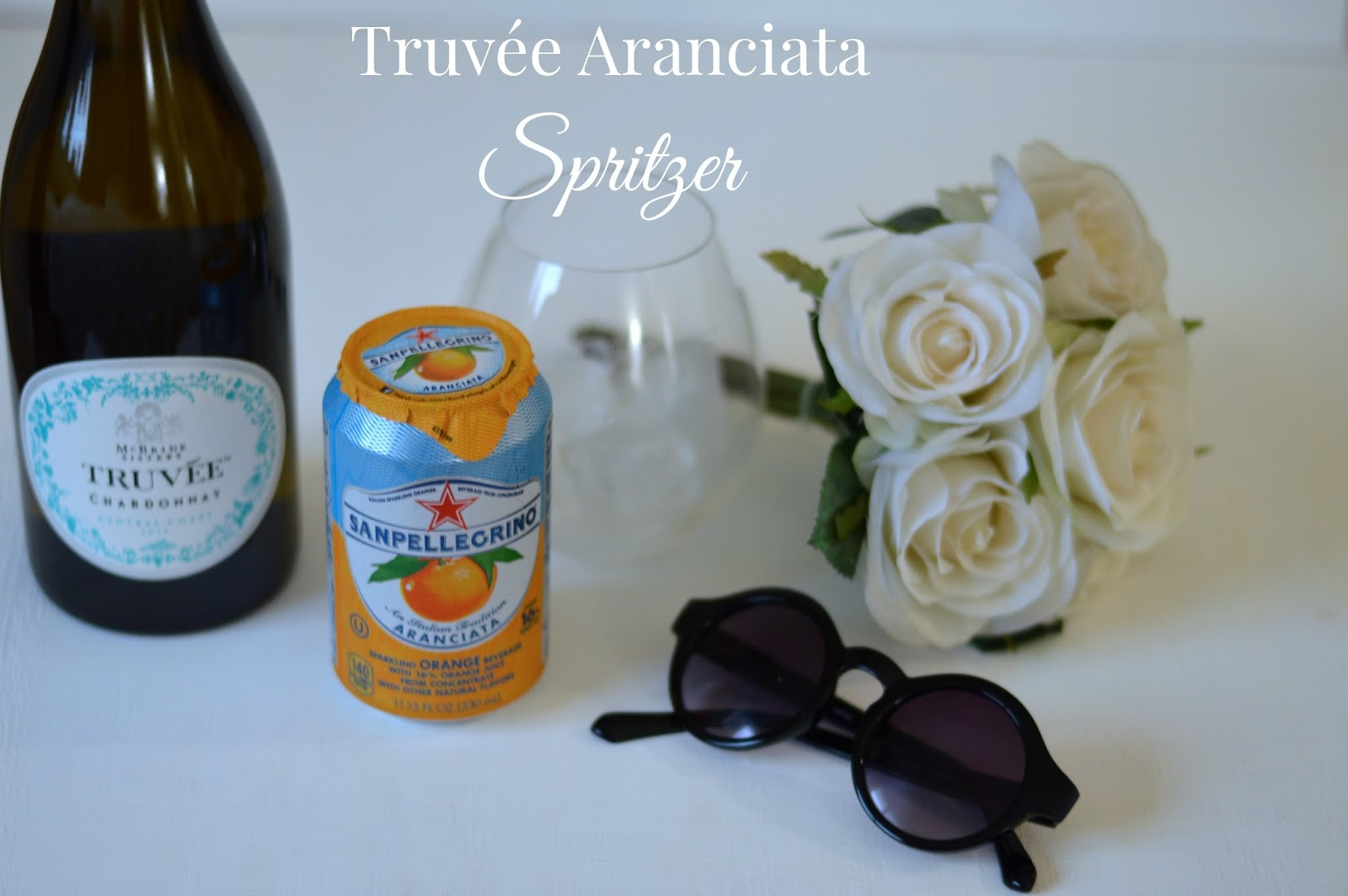 Summer Wine Review:  Truvée Aranciata Spritzer
