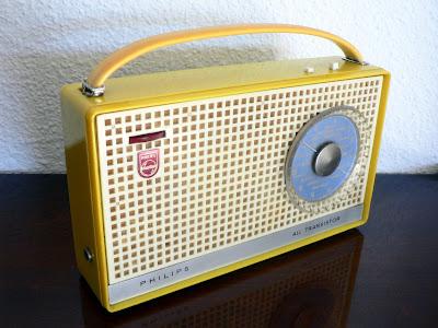 radio-antigua-philips-all-transistor