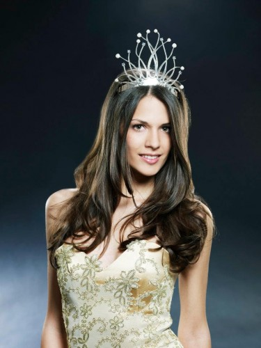 Miss Serbia World 2012 Bojana Lecic