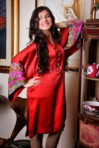 Shirin Hassan Eid Dress Collection 2014