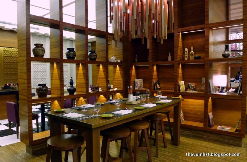High Tea, Doubletree by Hilton, Johor Bahru