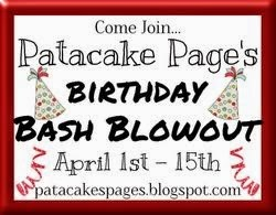 PAT's BIRTHDAY BASH BLOWOUT