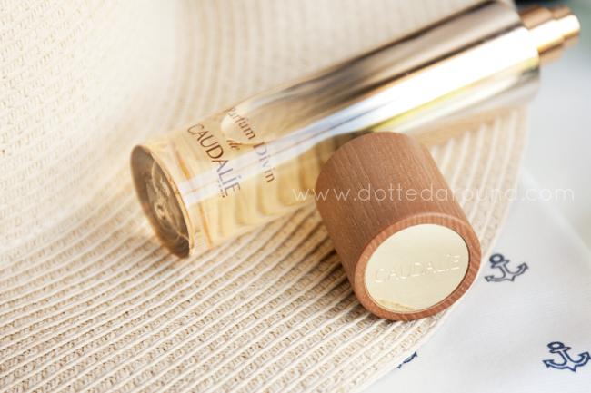 Caudalie Parfum Divin opinioni review