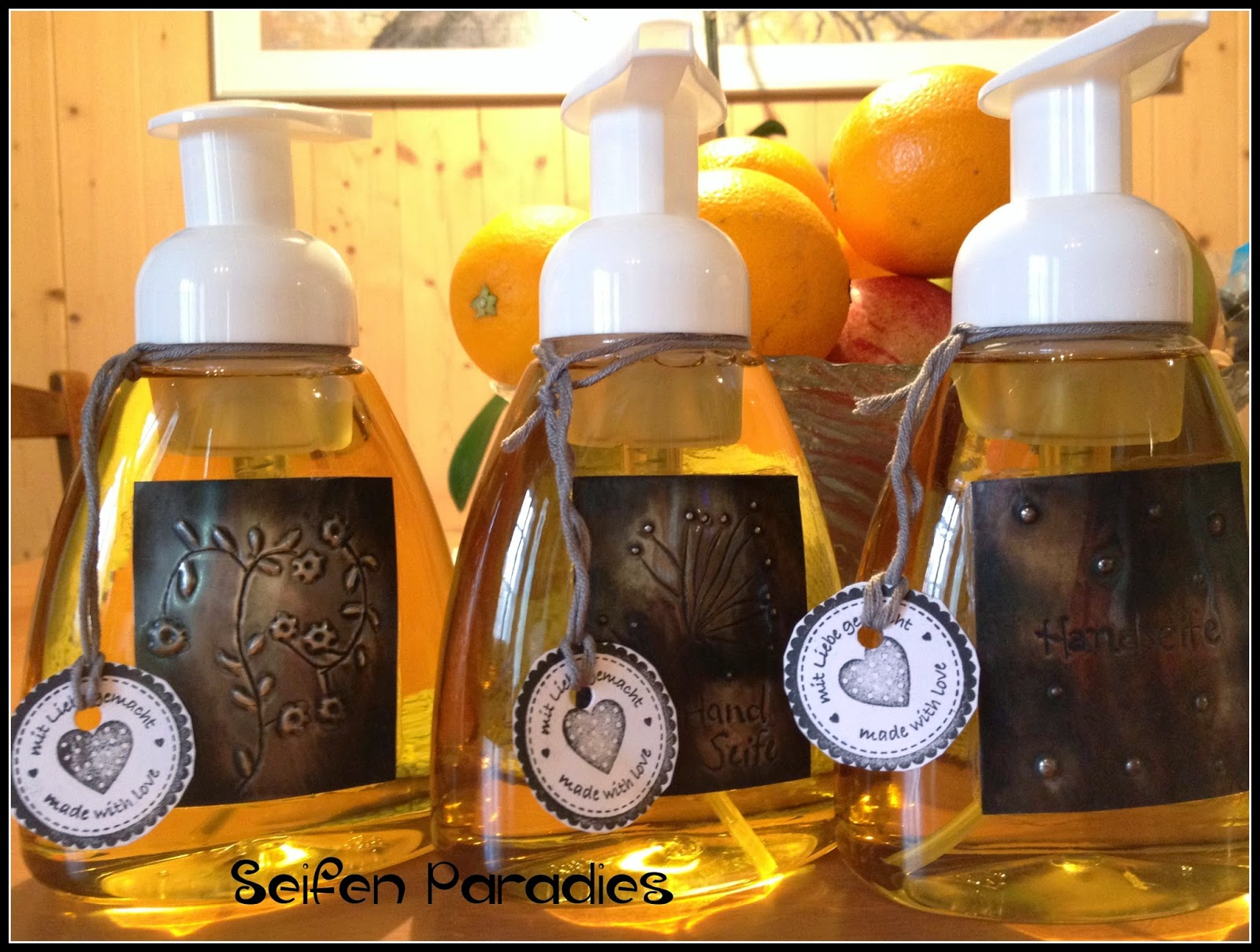 Seifenspender/Liquid Soap