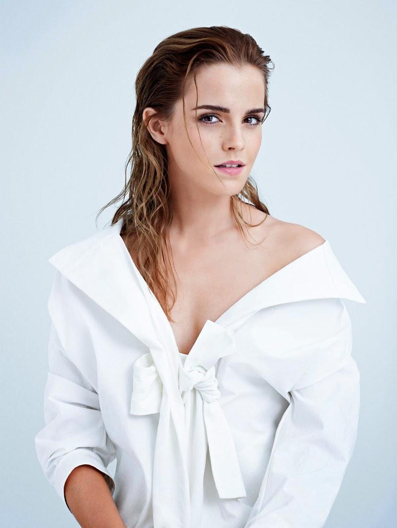 Emma Watson by Karen Hallihan