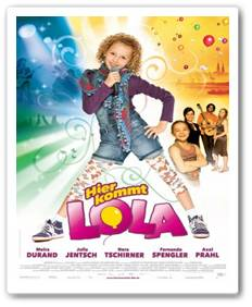 Download Com Vocês Lola! RMVB Dublado + AVI DVDRip + Torrent