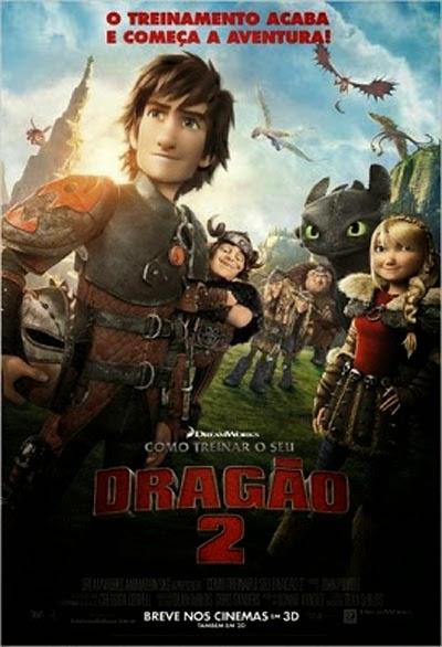 Filme Como Treinar o Seu Dragão 2