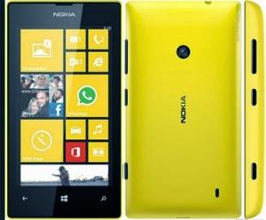 Kelebihan dan Kekurangan Nokia Lumia 520