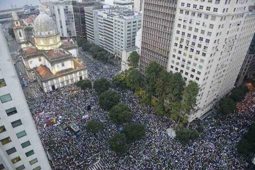 Brazil: A million people in protests