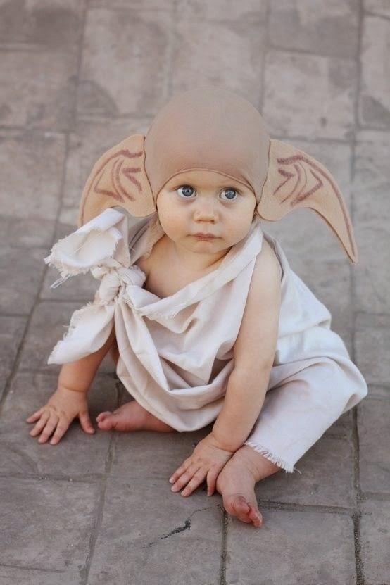 Yoda Baby Halloween Costume