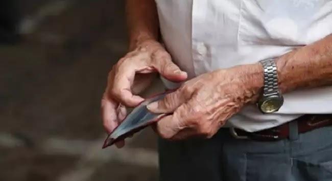 Έρευνα – σοκ: Οκτώ στους δέκα συνταξιούχους δεν μπορούν να ζήσουν!!!