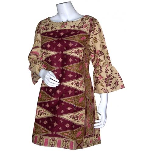 Batik Outfit: Koleksi Dress Danar Hadi