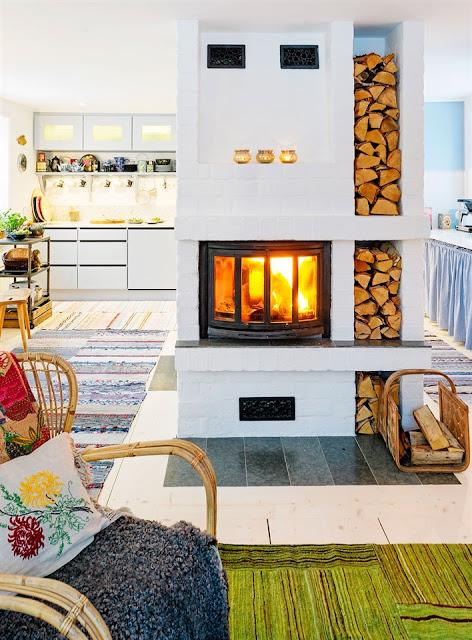 N casa de vacan a unui designer din suedia jurnal de for Al saffar interior decoration l l c
