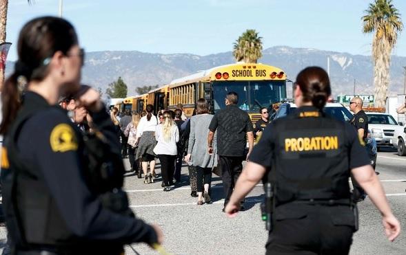 Police San Bernardino