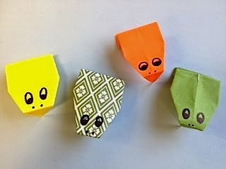 Origami Toys For Kids