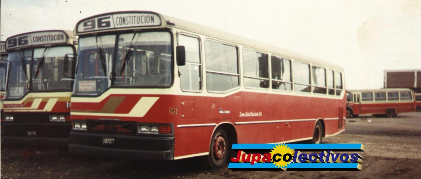 Fotos de colectivos especial transporte ideal san justo for San juan mercedes benz