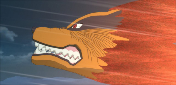 Kurama in Ultimate Ninja Storm 3 Full Burst Edition
