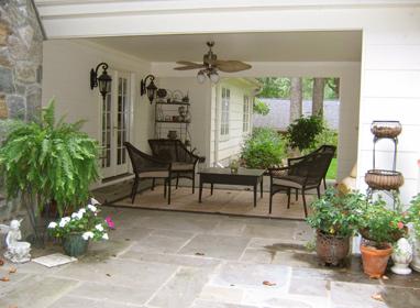 Decora el hogar decora patios - Como decorar un patio ...