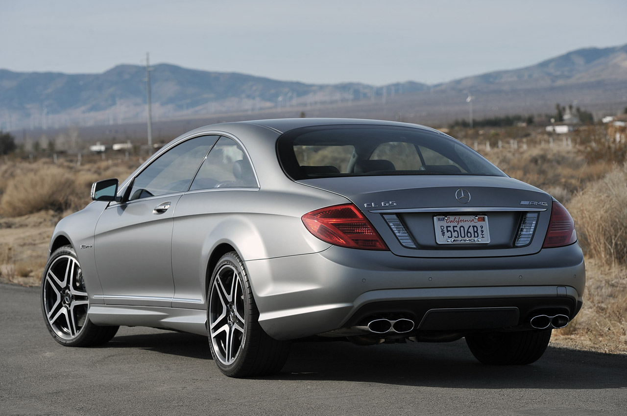 World Of Auto Enthusiasts 2013 Mercedes Benz Cl65 Amg