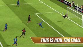 Real Football 2013 - Game Sepak Bola Android Terbaik