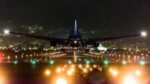 Tips Melakukan Penerbangan Di Malam Hari