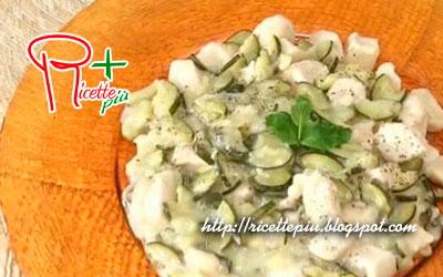 Bocconcini di Pollo Zucchine e Menta di Cotto e Mangiato