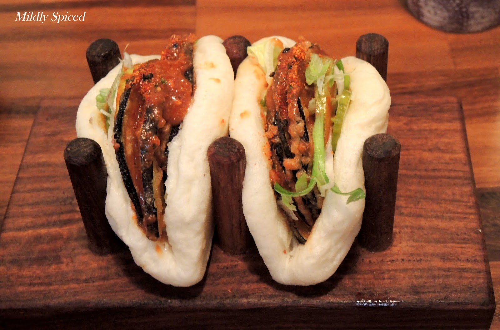 Mildly Spiced The Fatty Bao What A Great Meal Should Look Like
