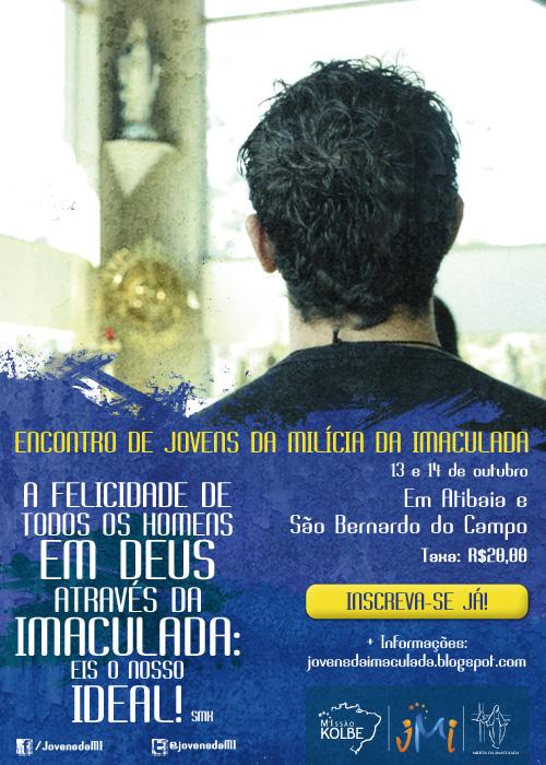 Encontro de Jovens da Milícia da Imaculada