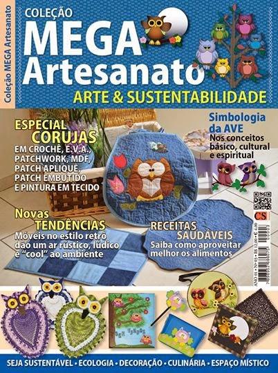 Revista Mega Artesanato