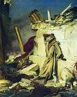 Jeremiah by Repin