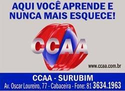 CCAA - INGLÊS DE VERDADE