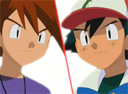 Ash Vs Gary