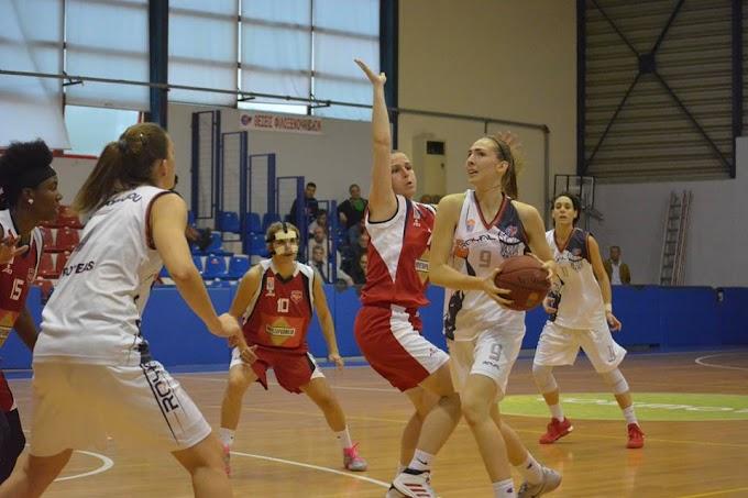Ιβάνα Ράτζα: «Γιατί όχι και στο WNBA»
