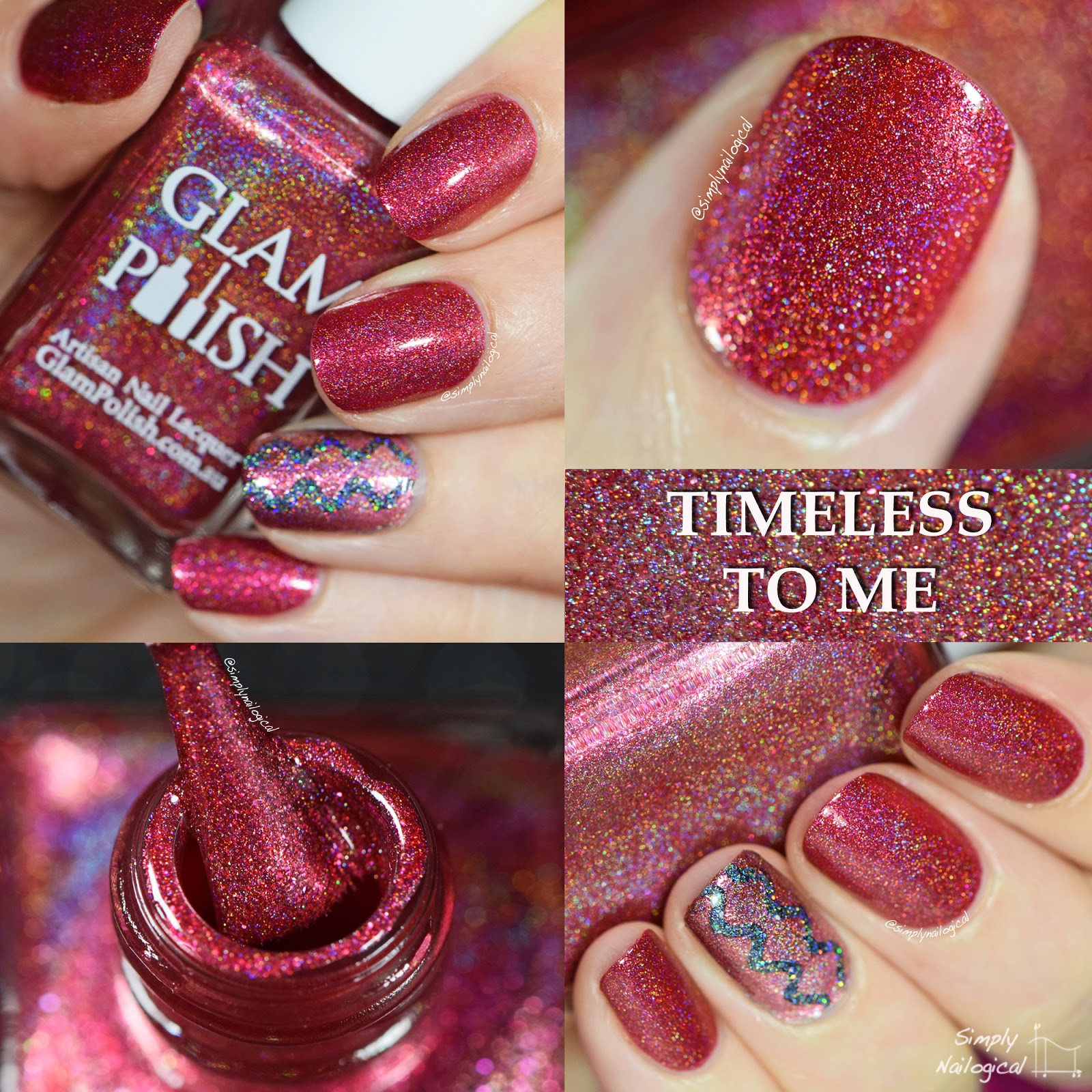 Glam Polish Timeless to Me