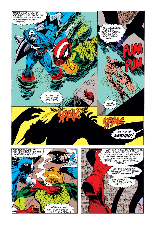 Captain America (1968) Issue #397 #330 - English 16