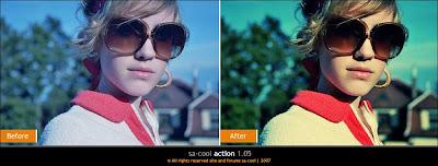 acciones vintage photoshop