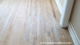 During - Hardwood Floor Repair - New Jersey NJ