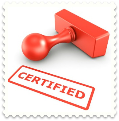 OTech: To Certify or not to Certify, that\'s the question.