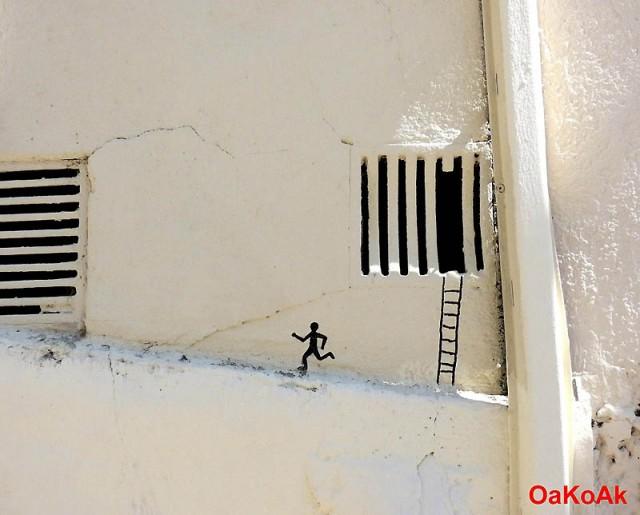 street art oakoak