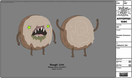 Adventure Time Zombie Episode