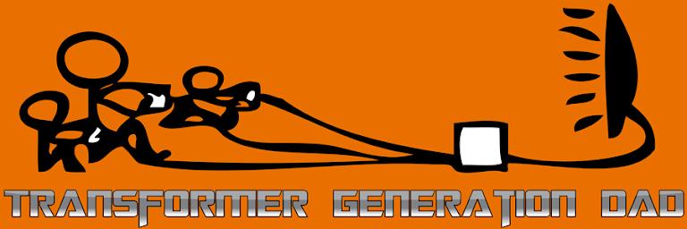Transformer Generation Dad