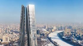 Russia+Tower 10 Proyek Bangunan Paling Menakjubkan di Dunia