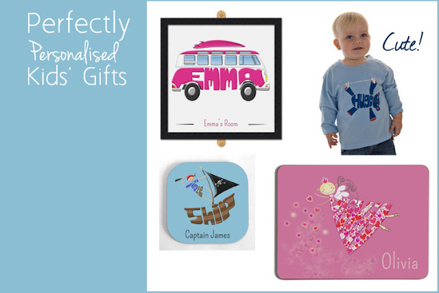 Personalised gifts for Kids by Name Art
