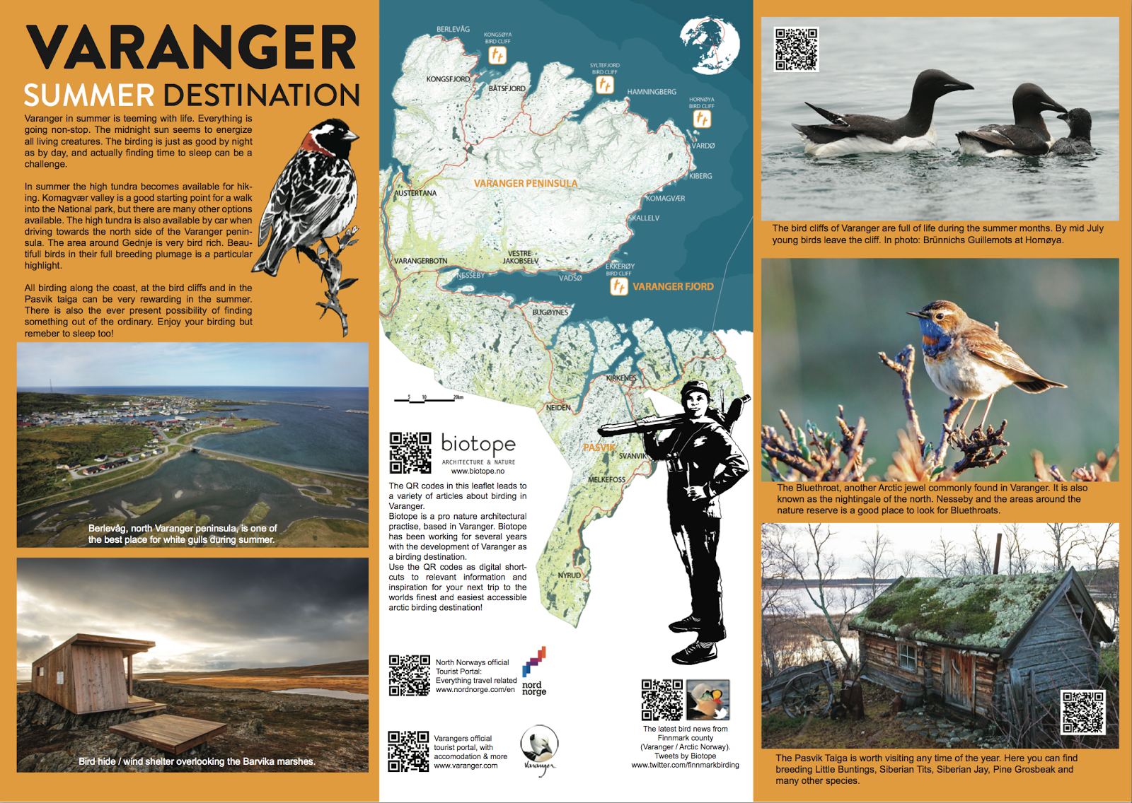 biotope: Birding Varanger - the winter, spring & summer ... | 1600 x 1136 png 2252kB