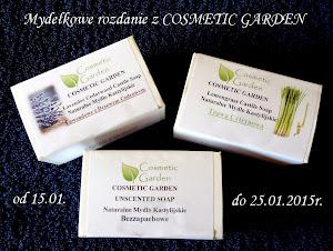 Rozdanie z Cosmetic Garden