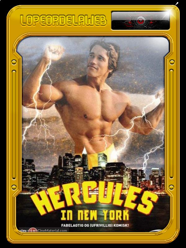 Hércules en Nueva York (1969) Arnold Schwarzenegger Dual-Aud
